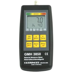 GMH-3850 влагомер