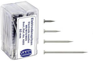 Фото GANN Игла 60мм для металлического забивного электрода М18, GНЕ91 к влагомерам GANN и GMH
