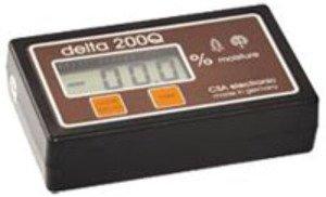 Фото Delta-200 QS измеритель влажности древесины бесконтактный, 0%-70%, глубина 5-25 мм