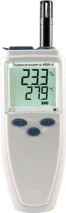 Фото Ива-6Н-КП-Д термогигрометр с внутренней памятью и каналом измерения атмосферного давления
