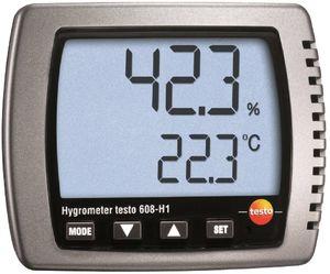 Фото Testo 608-H1 (0560 6081) термогигрометр портативный