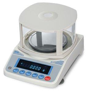 Фото AND DX-3000 весы лабораторные (3200г/0.01г)