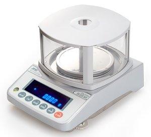 Фото AND DX-120WP весы лабораторные влагозащищённые (122г/0.001г)