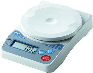 Фото AND HL-200i порционные весы (200г/0.1г)