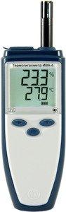 Фото Ива-6Н-КП термогигрометр с регистрацией измеренных значений