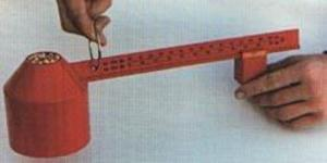 Фото WILE-241 весы для определения удельной плотности сыпучих материалов