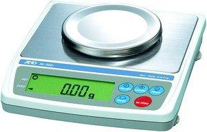 Фото AND EW-1500i весы лабораторные (300г,600г,1500г/0.1г,0.2г,0.5г)