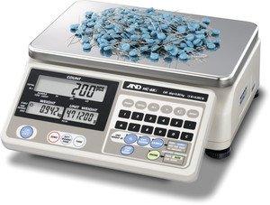 Фото AND HC-3Ki счетные весы (3кг/0.5г)