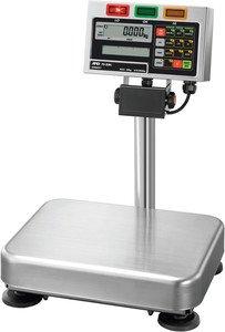 Фото AND FS-15Ki платформенные весы (15кг/5г)