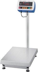Фото AND SW-15KM платформенные влагозащищённые весы (15кг/2г)