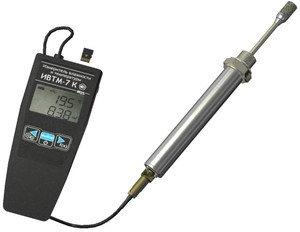 Фото ИВТМ-7 К-1 портативный термогигрометр