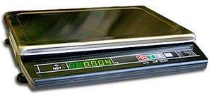 Фото МК-6.2-А21 весы электронные настольные счетные (6кг/2г)