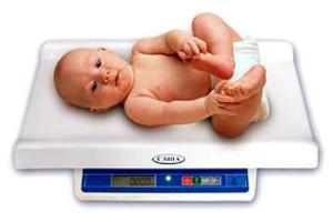Фото В1-15 САША весы медицинские электронные для новорожденных