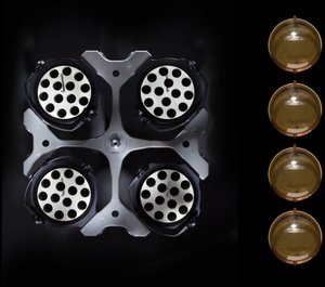 Фото HETTICH ротор откидной 5699-R (4 мест, угол 90°)