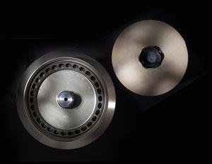 Фото HETTICH ротор угловой с противоаэрозольной крышкой 4489-A (30 мест, угол 45°)