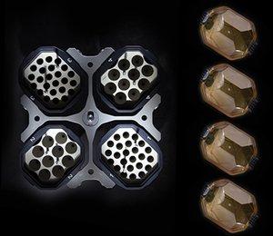Фото HETTICH ротор откидной с подвесными стаканами 5654 (4 мест, угол 90°)