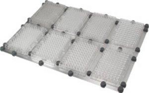 Фото ELMI адаптер для микропланшет для шейкеров серии S