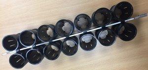 Фото ELMI Rack держатель для пробирок 30 мм к Rotamix RM-1
