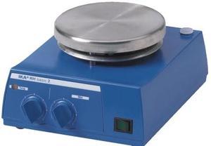 Фото IKAMAG RH basic 2 магнитная мешалка с подогревом