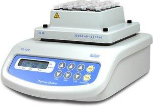 Фото BioSan TS-100 термошейкер для пробирок Эппендорф и ПЦР-планшета