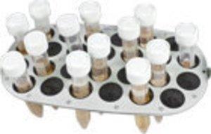 Фото BioSan PRS-26 (26x1.5-15мл, d10-16мм) адаптер для пробирок