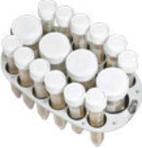 Фото BioSan PRS-4/12 (4x50мл, d20-30мм; 12x1.5-15мл, d10-16мм) адаптер для пробирок
