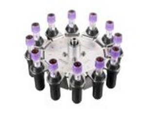 Фото HETTICH ротор с подвесными стаканами 1126 для EBA-21 (12 мест, угол 60)