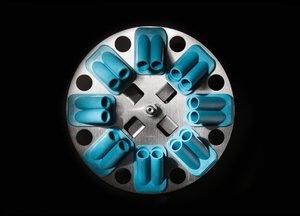 Фото HETTICH диск ротора 1418 (8 мест, угол 45)