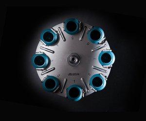 Фото HETTICH ротор откидной без подвеса 1611 (8 мест, угол 90)