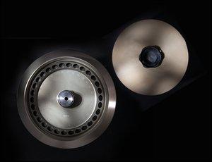 Фото HETTICH ротор угловой с противоаэрозольной крышкой 1689-A (30 мест, угол 45)