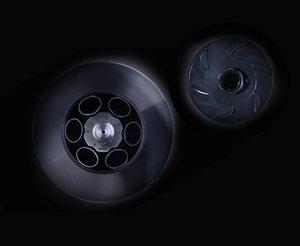 Фото HETTICH ротор угловой 4794 (6 мест, угол 45°)