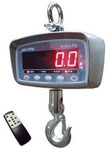 Фото КВ-500К-2 весы крановые (500кг/0.2кг)