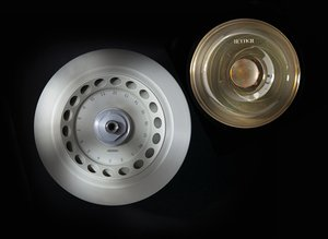 Фото HETTICH ротор угловой 1258-A для Mikro 185 (18 мест, угол 45°)