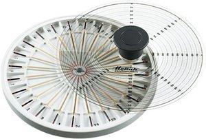 Фото HETTICH ротор гематокритный 1023 для Mikro 220 (24 мест, угол 90)