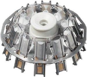 Фото HETTICH ротор цитологический съемный открытый с адаптером 1520 (12 мест)