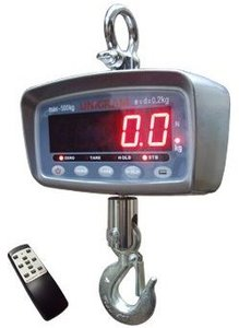 Фото КВ-100К-2 весы крановые (100кг/0.05кг)
