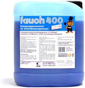 Фото Fauch 400 концентрат для чистки котлов работающих на жидком топливе (канистра/5кг)