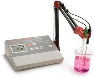 Фото pH 21 стационарный рН-метр/милливольтметр/термометр (pH/mV/T)