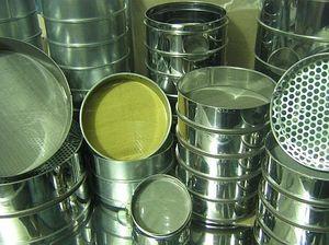 Фото СЛ-300/3 набор сит для контроля зараженности зерна