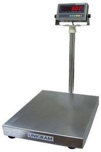 Фото ЕВ1-500Р весы товарные (WI-9R, 600х800, 500кг/100г)