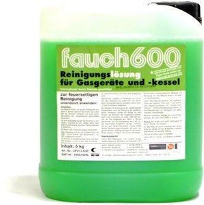 Фото Fauch 600 чистящий раствор для газовых котлов, непрерывных нагревателей (канистра/5кг)