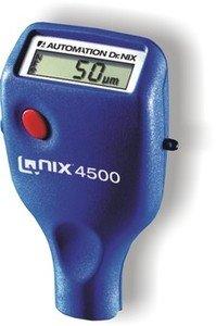 Фото QuaNix 4500 Fe/NFe магнитоиндукционный и вихретоковый толщиномер покрытий