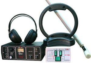 Фото Успех АГ-408.40 трассоискатель для определения местоположения и глубины залегания скрытых коммуникаций