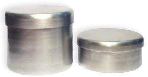 Фото ВС-1 бюкс грунтовый алюминиевый d=50мм,h=38мм