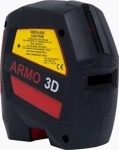 Фото ADA ARMO 3D линейный лазерный нивелир