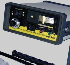 Фото ИД-91М дефектоскоп акустический импедансный