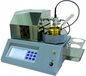 Фото ТВО-ЛАБ-11 автоматический аппарат для определения температуры вспышки в открытом тигле