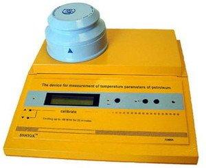 Фото SHATOX SX-800 измеритель низкотемпературных показателей нефтепродуктов