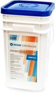Фото BIOZIM S350 Biocube биопрепарат для разложения нефтепродуктов (ведро/10.8кг/4x2.25)