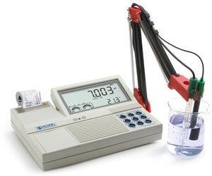 Фото HI 122 стационарный рН-метр/ОВП-метр/термометр со встроенным принтером (pH/ORP/T)